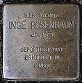 Stolperstein Remscheid Kölner Straße 99 Inge Rosenbaum.jpg