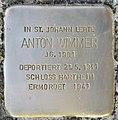 Stolperstein für Anton Wimmer (St. Johann im Pongau).jpg