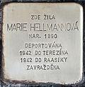 Stolperstein für Marie Hellmannova.jpg