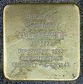 Stolpersteine Krefeld, Hermann Goldschmidt (Niederstraße 38).jpg