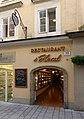 Stolpersteine Salzburg, Wohnhaus Getreidegasse 35.jpg
