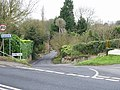 Stone Hill junction with the A20 - geograph.org.uk - 644400.jpg