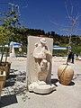 Stone in the Galilee Symposium at Lake Montfort, Ma'alot-Tarshiha, Israel 08.jpg