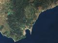 Strait of Gibraltar Cloudless Landsat.png