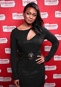 Tatyana Ali American actress and singer