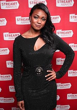 Tatyana Ali 2014.
