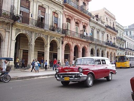 Street 3 La Habana Vieja