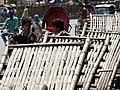 Street Scene with Bamboo Carts - Dhaka - Bangladesh (12831266275).jpg