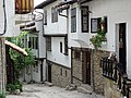 Street Scene with Elderly Woman - Veliko Tarnovo - Bulgaria (41409931550).jpg