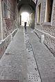 Street art in a side alley (7434818964).jpg