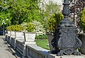 Street lamp in front of British Columbia Parliament Buildings, Canada 12.jpg