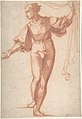 Study for a Standing Young Man, Raising a Curtain and Looking at Left MET DP801272.jpg