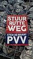 Stuur Rutte weg (Stem 20 Maart PVV) pamphlet, Winschoten (2019) 01.jpg