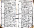 Subačiaus RKB 1832-1838 krikšto metrikų knyga 140.jpg