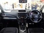 Subaru FORESTER Premium (5BA-SK9) interior.jpg