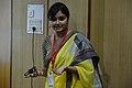 Sucheta Ghoshal - Workshop - Extending MediaWiki - Bengali Wikipedia 10th Anniversary Celebration - Jadavpur University - Kolkata 2015-01-09 2992.JPG
