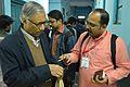 Sukanta Chaudhuri and T Vishnu Vardhan - Kolkata 2015-01-10 3507.JPG