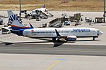SunExpress, TC-SEK, Boeing 737-8HC (44391154371).jpg