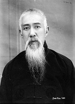 Sun Baoqi - Image: Sun Baoqi