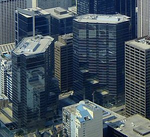 Sun Life Financial - The Sun Life building in Toronto, Ontario, Canada