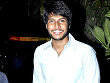 Sundeep Kishan at the success bash of 'Shor in the City'.jpg