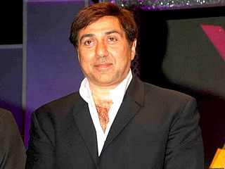 Sunny Deol Indian actor and politician