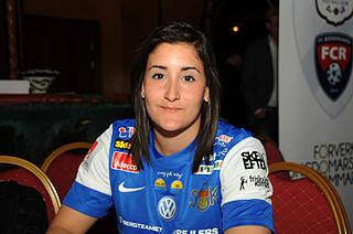 Susanne Nilsson Swedish footballer