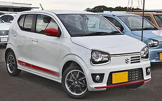 Microcar - 2015 Suzuki Alto kei car