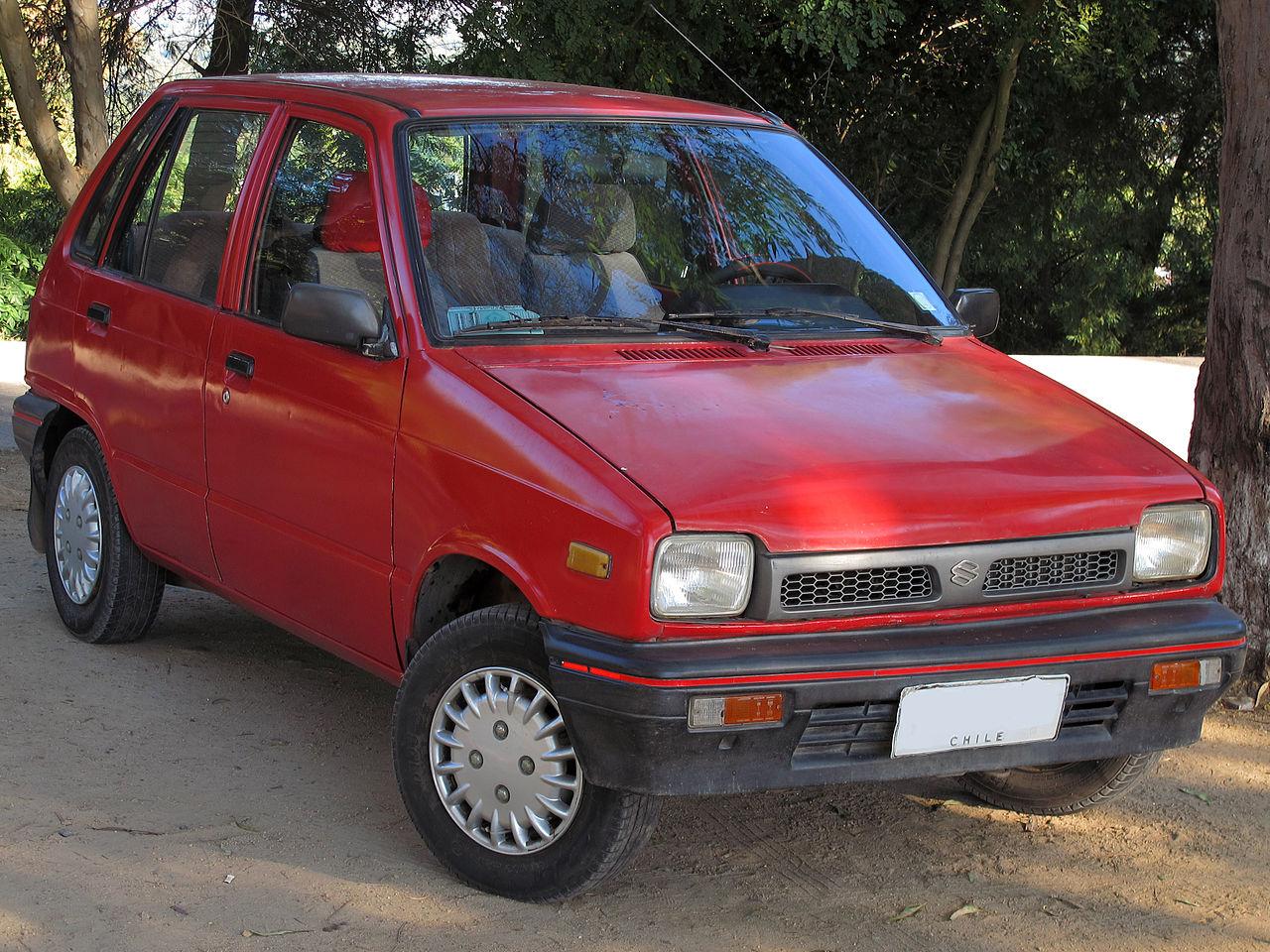 Suzuki Model