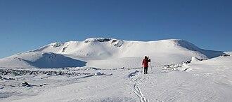 Rennebu - Svarthetta mountain