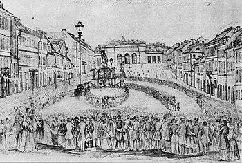 Svatodušní mše 12. června 1848.jpg