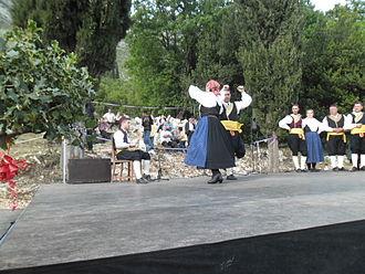 Linđo - Linđo dancing