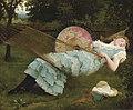 Sweet Repose by Valentine Cameron Prinsep.jpg