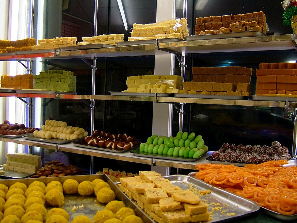 Sweets Mithai for Diwali and other Festivals of India