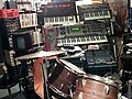 Synthstudio - DJ Brokenwindow's studio, Portland, OR (photo by marissa anderson).jpg