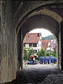 Tübingen-Schloß Hohentübingen-unteres Burgtor52464.jpg