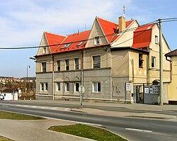 Třemošná, town hall.jpg