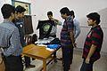T-shirt Selection - Bengali Wikipedia 10th Anniversary Celebration - Jadavpur University - Kolkata 2014-11-21 0762.JPG