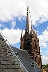 t.t rk kerk st laurentius ulvenhout toren vanuit transept