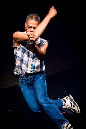 Ishmael Houston-Jones - Ishmael Houston-Jones at American Realness 2011