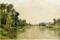 THE MARNE BETWEEN CRÉTEIL AND SAINT-MAUR, THE FISHERMAN.png