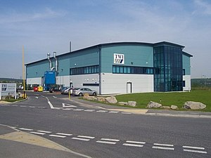 The Welding Institute - TWI Technology Centre at Catcliffe