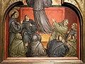 Taddeo di bartolo, apparizione di san francesco durante il sermone di sant'antonio da padova, 1403 ('s-heerenberg, stichting huis bergh) 02.jpg