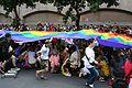 Taiwan Pride 2005 before setout.JPG