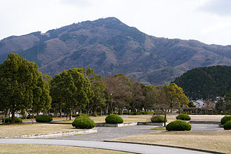 Mount Hiei - West side