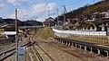 Takezawa Station view west 20170211.jpg