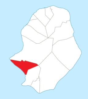 Village in Tafiti, Niue