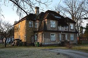 Tammelinn - Image: Tammelinn, Elva 8