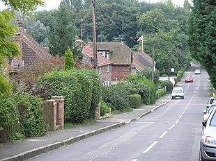 Tandridge main street