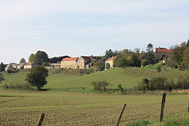 A general view of Tannières